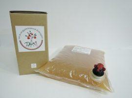 Jonagold 100%-os natúr almalé ( 5 liter)